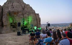 El concierto de piano y flamenco 'Orilla del Mundo' lleva nuevamente la música a las cuevas