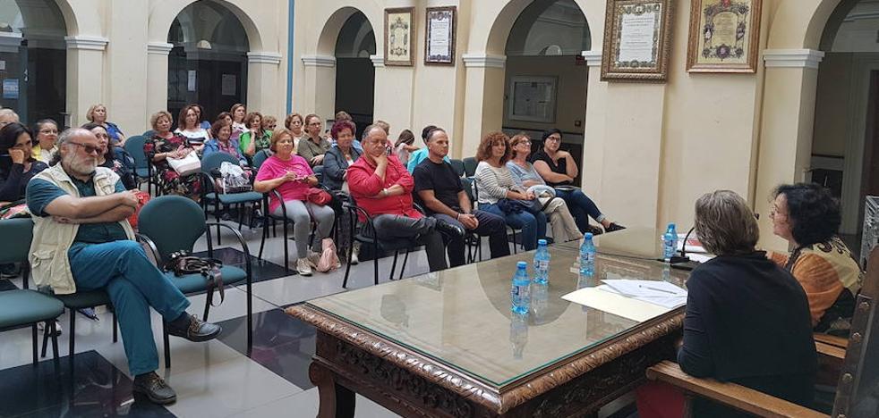 Comienza un nuevo curso del Aula Permanente de Formación Abierta de la Universidad de Granada