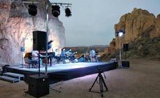 Música y paisaje se funden en una velada mágica