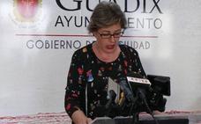 Diputación asumirá con 600.000 euros la financiación del parque de Bomberos de Guadix
