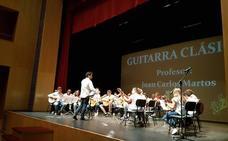 El plazo de matriculación en la Escuela de Música comenzará esta semana