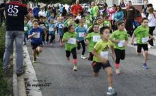 Este domingo vuelve el atletismo más familiar con la carrera de La Espartera