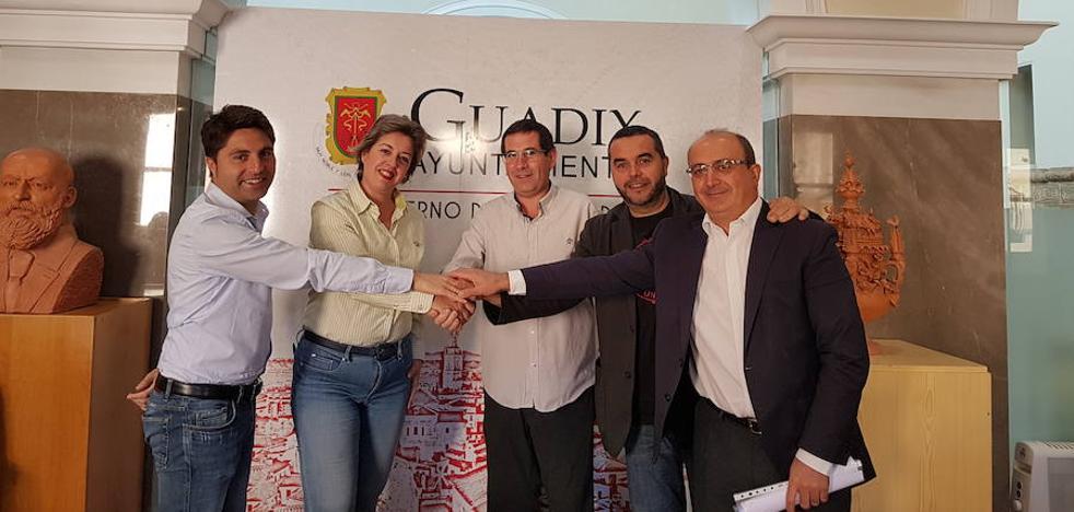 Formalizado el convenio entre Ayuntamiento y Federación de Hermandades y Cofradías de Semana Santa