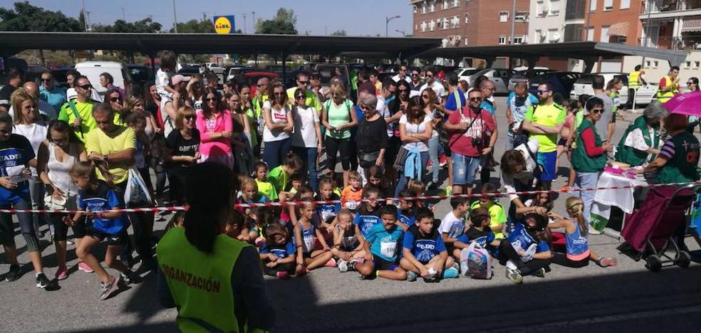 El Ayuntamiento felicita al C.D. WadiÁndalus por el éxito de la IV Carrera Urbana 5k La Espartera