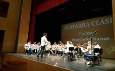El plazo de matriculación de las especialidades de instrumentos de la Escuela Municipal de Música se abre el lunes en el área de Cultura