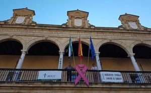 Guadix se suma al Día Mundial Contra el Cáncer de Mama