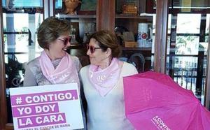 La Junta Local de la AECC sigue sumando apoyos a la celebración del Día Mundial Contra el Cáncer de Mama