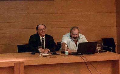 La porticus post scaenam del Teatro Romano, presente en un simposio internacional de Cartagena