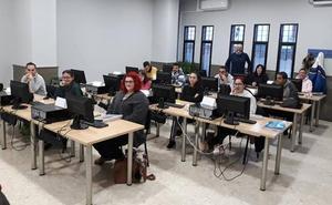 Arranca en Guadix el curso de Granada Empleo Joven 'Confección y publicación de páginas web'