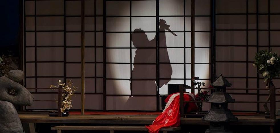 Las entradas 'Madama Butterfly' disponibles estarán a la venta en taquilla antes del espectáculo