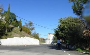 Nuevo asfaltado en la conexión de Cerros de Medina con Fátima y Cuatro Veredas