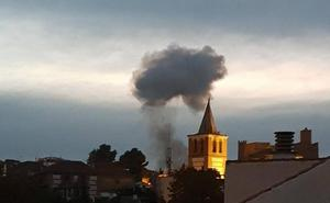 Tres víctimas mortales en una explosión en una pirotecnia de Guadix