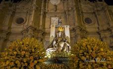 Guadix celebra el día de su patrona, la Virgen de las Angustias