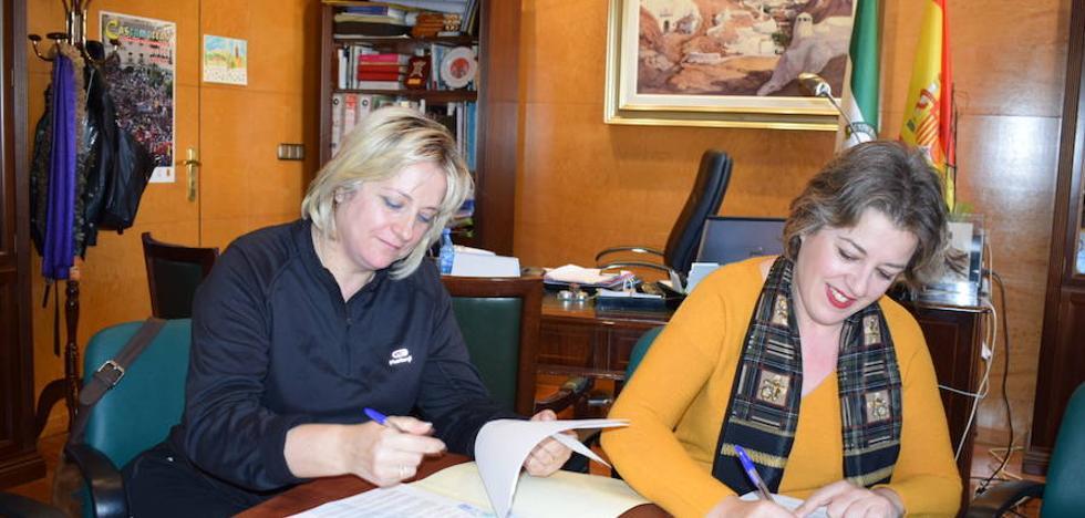 Ayuntamiento y Emaús formalizan un nuevo convenio