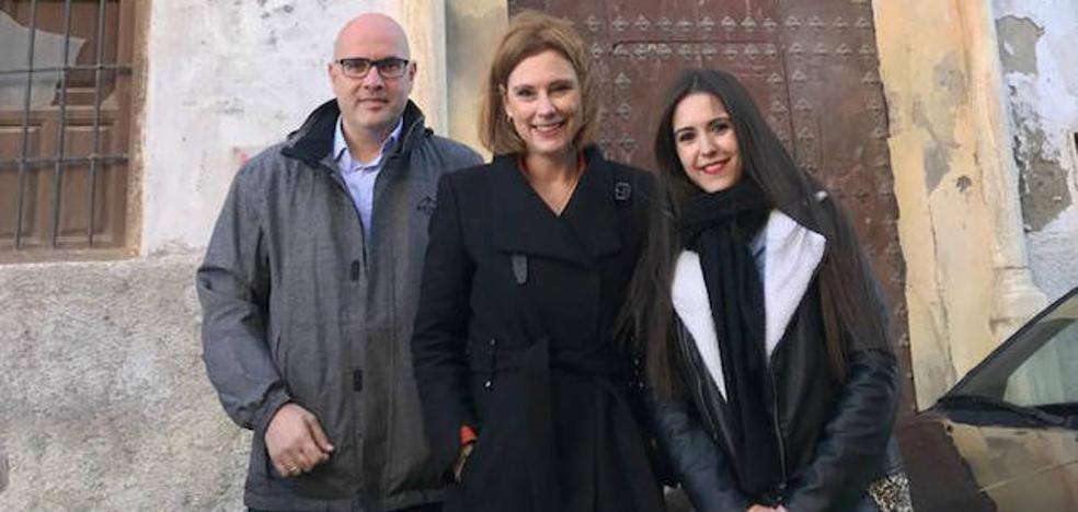 Ciudadanos promueve en la Diputación la recuperación del proyecto del Parador Nacional de Guadix