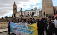 El Ayuntamiento se suma a la marcha del Día Internacional de la Discapacidad