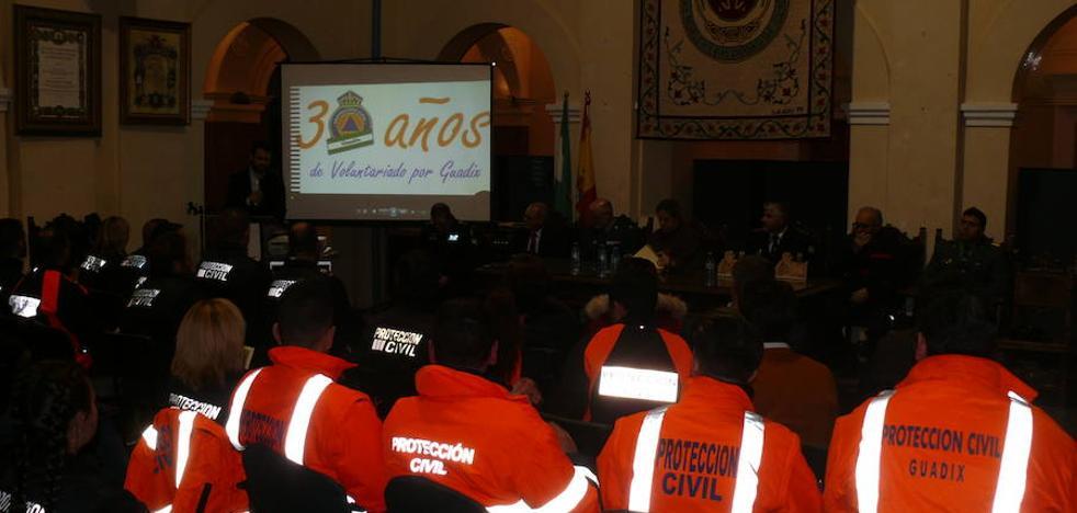 Protección Civil celebra del Día Internacional del Voluntario el lunes 3 de diciembre