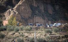 Continúan las mediciones y los informes para aclarar la causa del accidente en la pirotecnia de Guadix