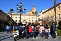 Protección Civil celebra el día del voluntariado