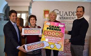 El comercio accitano regala un Gran Premio de Navidad de 5.000 euros