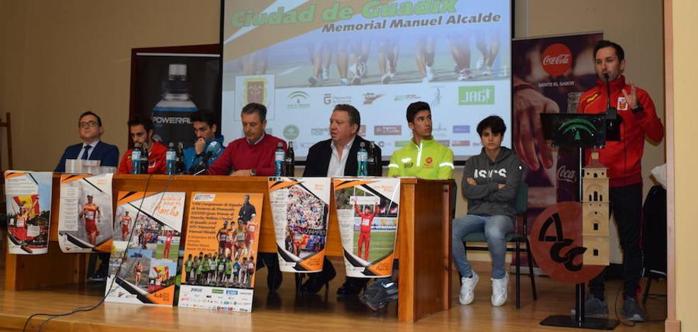 Todo listo para una nueva edición del Memorial Manuel Alcalde