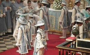 Los Seises de la catedral de Guadix bailarán hoy