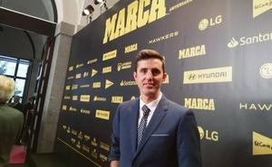 El palista accitano José Manuel Ruiz Reyes, uno de los protagonistas de la Gala del 80 aniversario de Marca