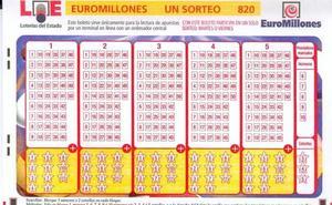 El Euromillones deja más de 43.300 euros en Guadix