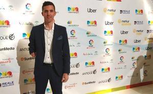 José Manuel Ruiz Reyes recibe uno de los Premios DEX 2018 como ejemplo de superación
