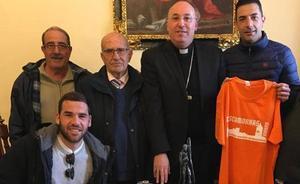 Mons. Francisco Jesús Orozco ya conoce la tradición el Casacamorras