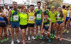 Felicitación al club Juventud Atlética Guadix por sus nuevos éxitos