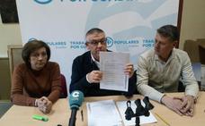 El PP denuncia la ausencia de políticas de personal