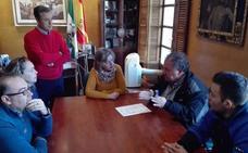 Firmada el acta de replanteo para el inicio de las obras en el Parque García Raya
