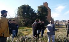 Continúan las visitas a la Alcazaba de arquitectos interesados en el concurso Richard H. Driehau