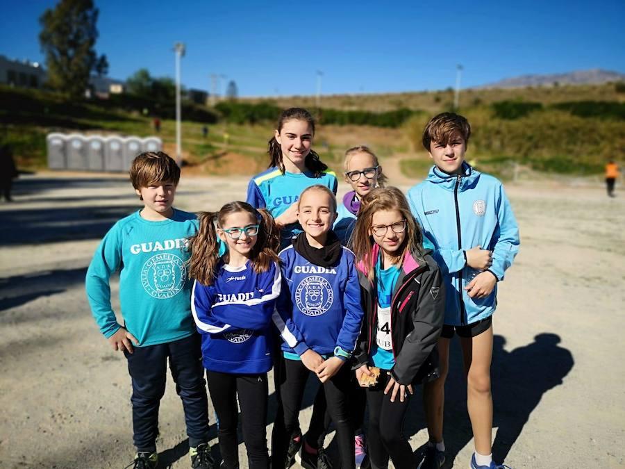Felicitación a los atletas del ADA Guadix que han conseguido medallas en el Campeonato de Andalucía de Campo a Través
