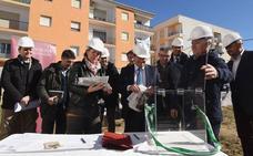 Visogsa inicia en Guadix la construcción de 15 viviendas protegidas