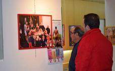 La Oficina de Turismo acoge una exposición fotográfica sobre el Cascamorras