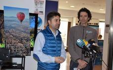 Once del XIX Festival de Aerostación de Granada surcarán el cielo del Geoparque este sábado