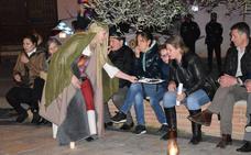 La Alcazaba estrena iluminación