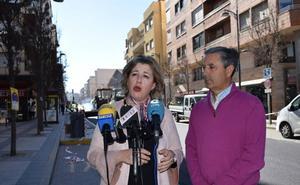 Avanzan a buen ritmo los trabajos de asfaltado de la Avenida Medina Olmos
