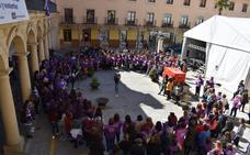 La concentración contra la violencia de género se celebrará en el Teatro Mira de Amescua el lunes 25 de marzo