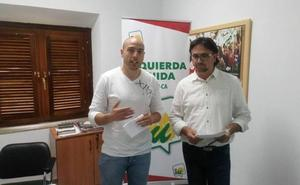 Izquierda Unida lleva el problema de las macroganjas al parlamento andaluz