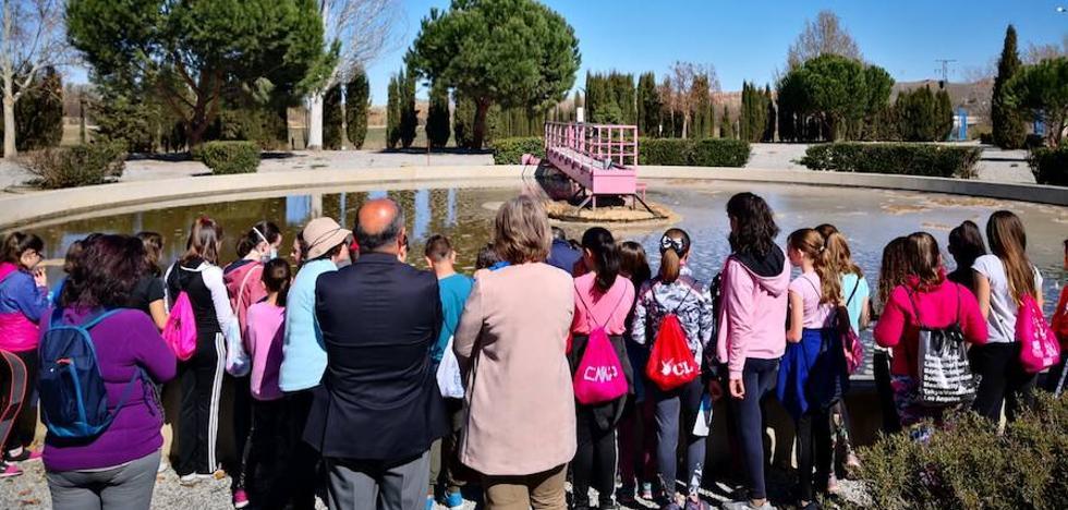 El IES Pedro Antonio de Alarcón celebra el Día Mundial del Agua