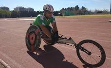 El Ayuntamiento felicita al atleta de Bácor Joaquín Alvárez