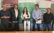 IU y Podemos se presentan unidos a las Municipales