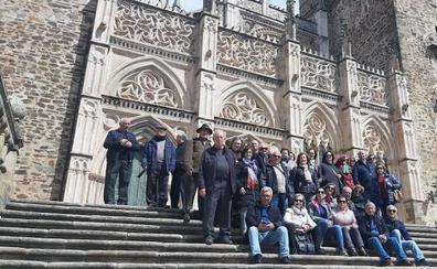 Medio centenar de personas participaron en el viaje de la XI Semana Homenaje a las Personas Mayores