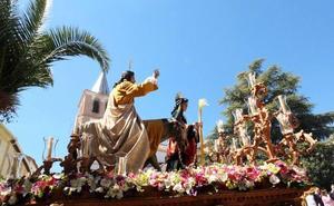 Domingo de Ramos y estrenos en Guadix