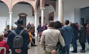Éxito de la ruta 'Guadix Renacentista' del ciclo guiado por especialistas 'Pasea Guadix'