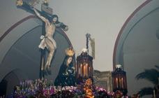 Los Favores rezó el viacrucis en San Miguel