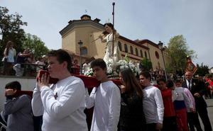 Dulce Nombre y Resucitado echan el cierre a la Semana Santa 2019